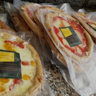 Pizze precotte